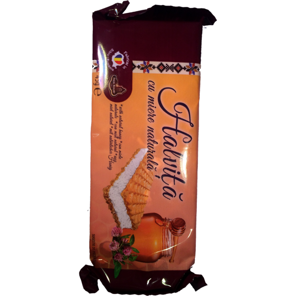 (4)PAN FOOD HALVITA WITH HONEY 45 GR