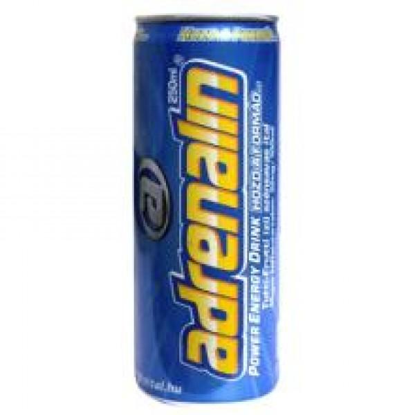 ADRENALIN ENERGY DRINK 0.250