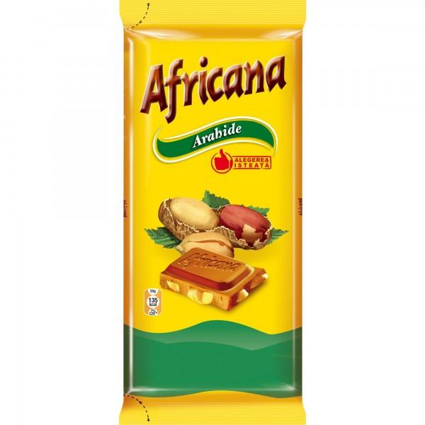 (1)AFRICANA PEANUTS 90GR 21/BAX