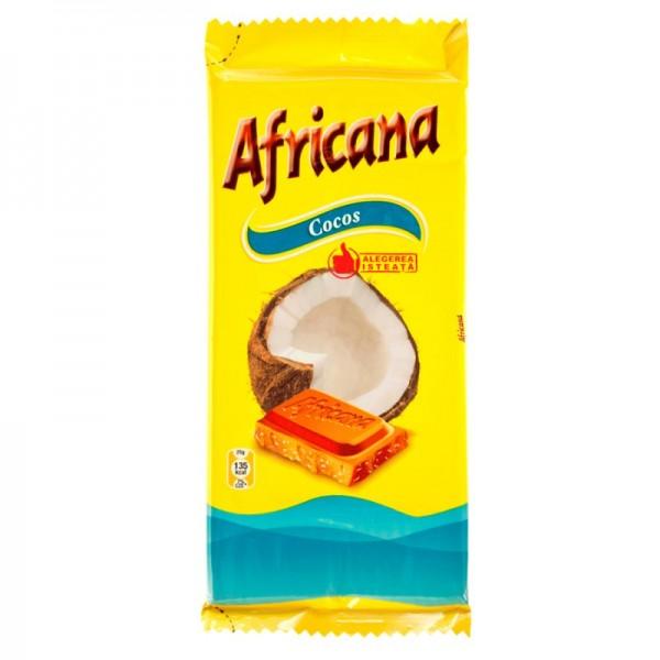 (1)AFRICANA COCONUT CREAM 90GR 22/BAX