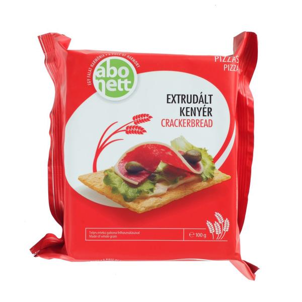 ABONETT EXPANDERS BREAD 100 GR PIZZA