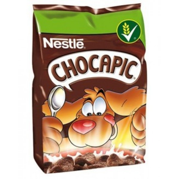 CHOCAPIC CEREALS FLAKES 250 GR