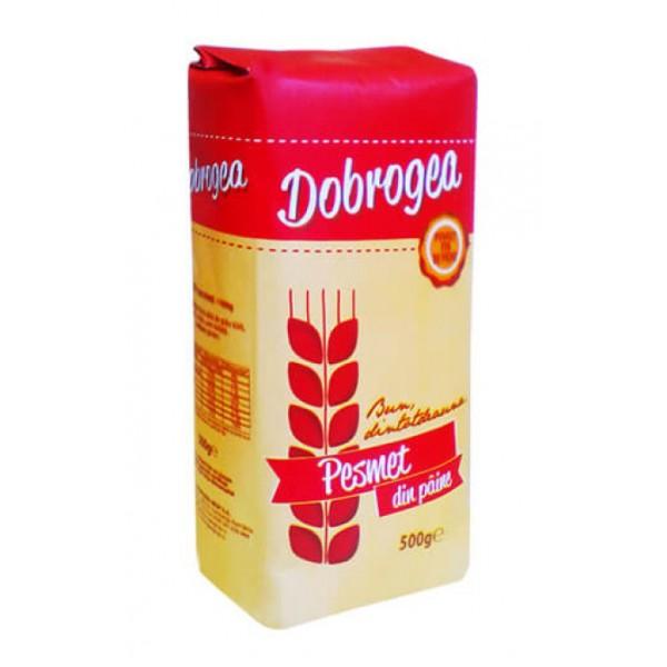 (1)DOBROGEA BREADCRUMBS 500 GR 12/BAX