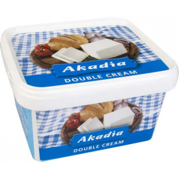 AKADIA DOUBLE CREAM 400 GR