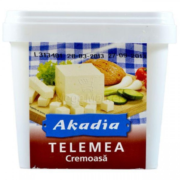 AKADIA COTTAGE CHEESE SALT 400 GR