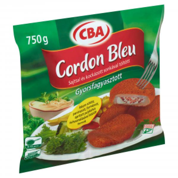 CBA GORDON BLEU 750 GR CONG.