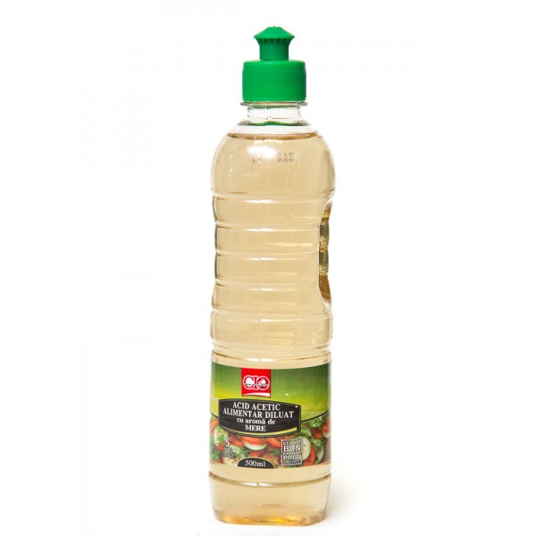 CIO ACID ALI. APPLE 500 ML 12/BAX