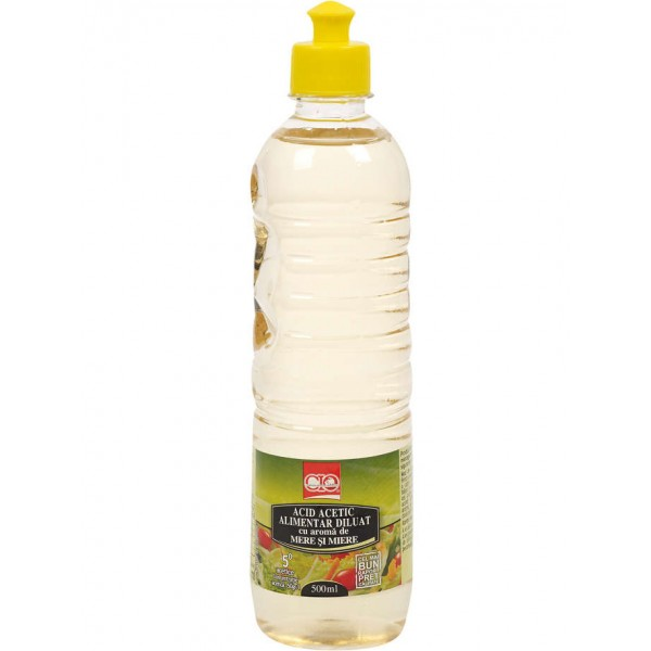 CIO ACID ALI. APPLE+HONEY 500 ML 12/BAX