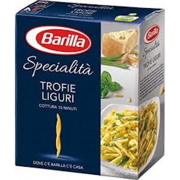 (1)BARILLA TROFIE LIGURI 500 GR 15/BAX