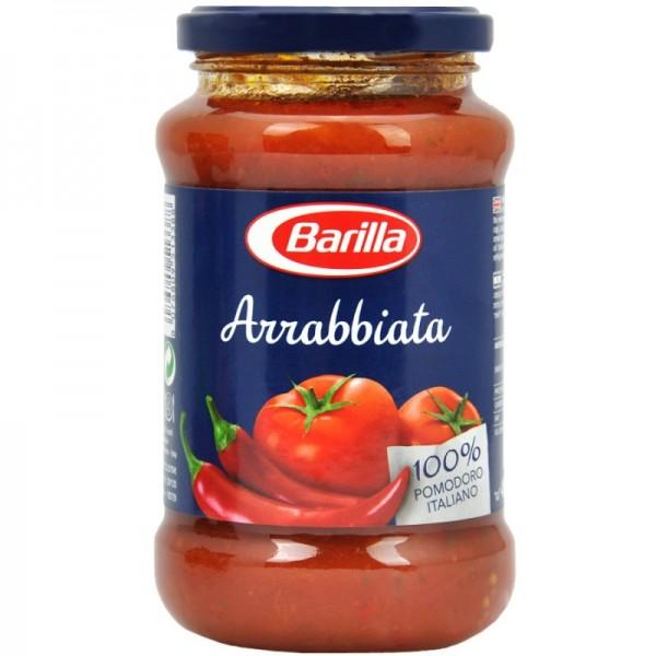 BARILLA ARABIATA SAUCE 400 GR