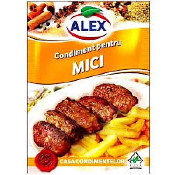 ALEX MICI SPICES 20 GR