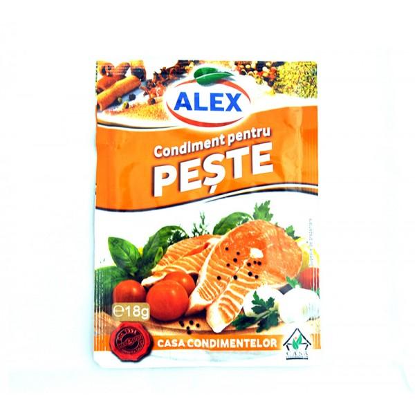 ALEX SPICES FISH 18 GR