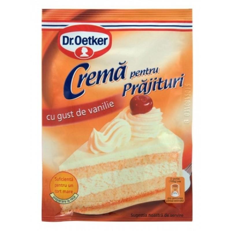 (1)DRO CAKE CREAM VANILLA  50 G