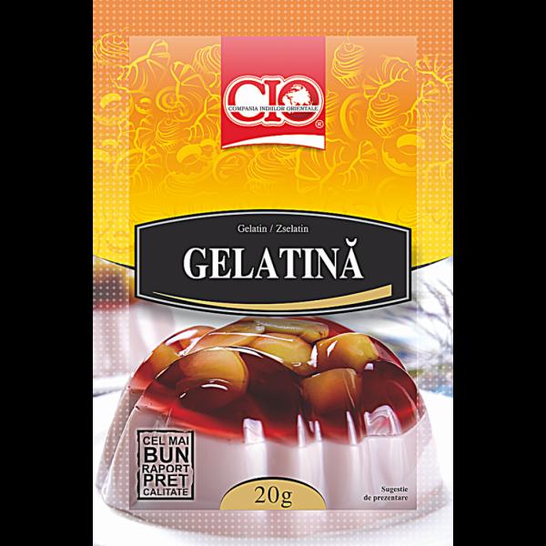CIO GELATINE 20 GR 15/BAX