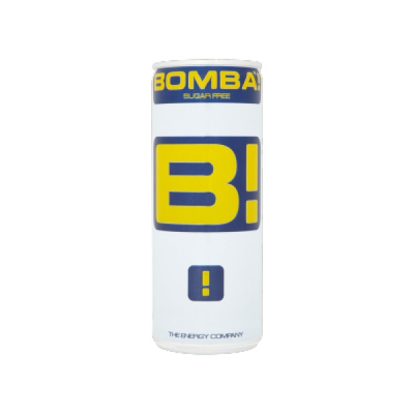BOMBA ENERGY DRINK CAN SUGARFREE 250 ML