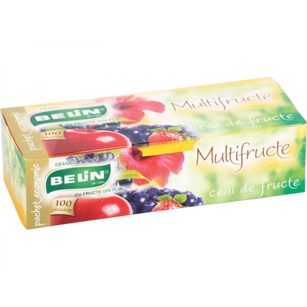 (4)BELIN TEA 100 PL MULTIFRUCT