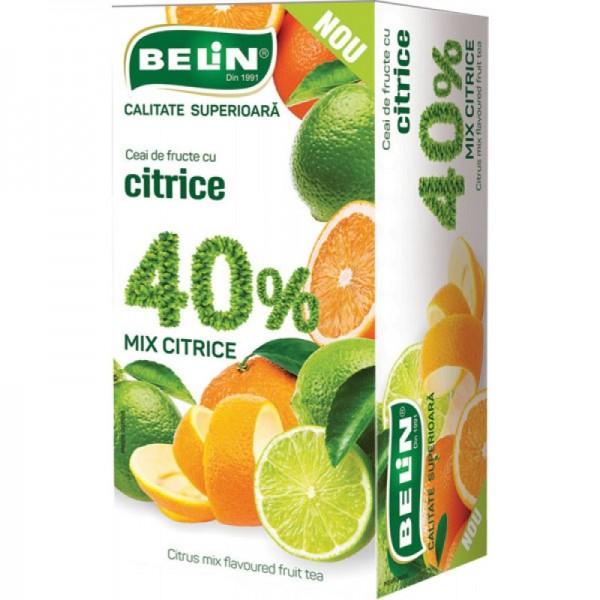 (4)BELIN TEA 40 % CITRUS MIX 20 PL (CITRICE)