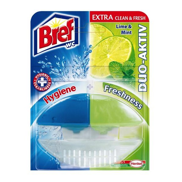 ACTIVE CLEAN TOILET FRESHENER 40 GR LIME