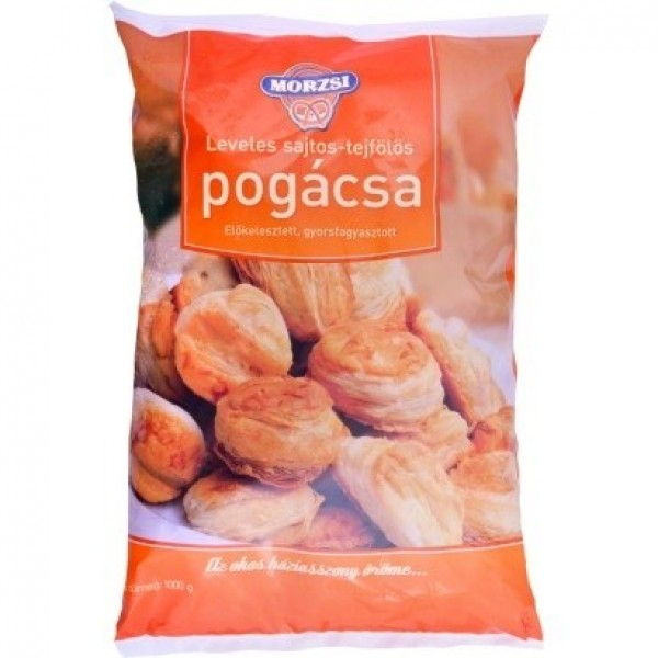 (FROZEN) FRIGOTTI PILLOWS WITH SOUR CREAM & CHEESE 1000GR (SAJTOS-TEJFOLOS PARN
