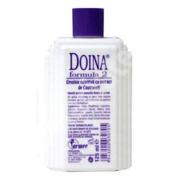 FARMEC DOINA CLEANSING WITH CUCUMBERS 125 ML