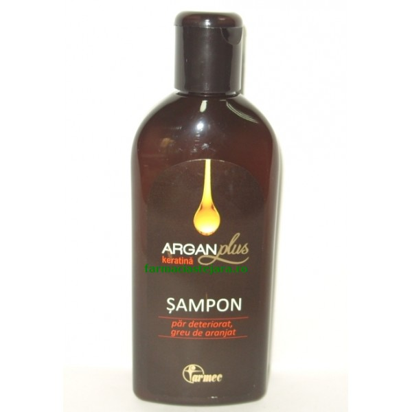 FARMEC ARGAN PLUS KERATINA SAMPON 250 ML