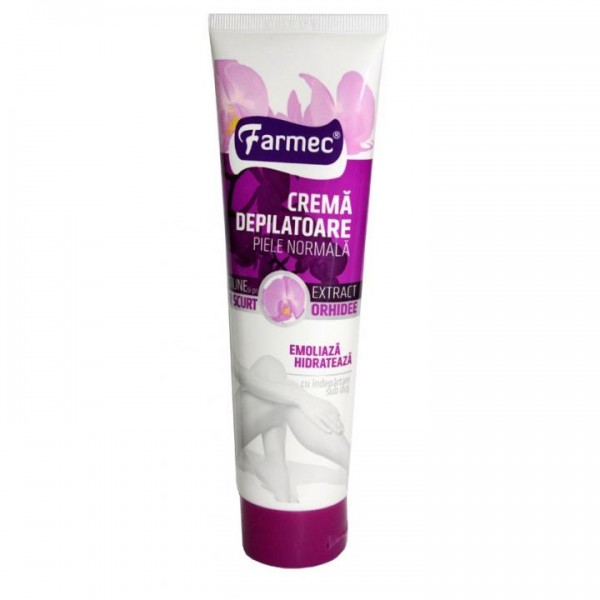 FARMEC DEPILATORY CREAM 150 ML NORMAL ORCHID