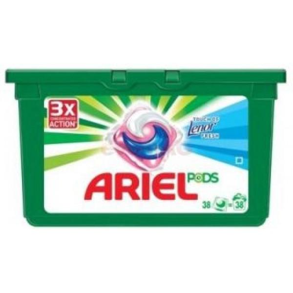 ARIEL CAPSULE ACTIV 38X28ML