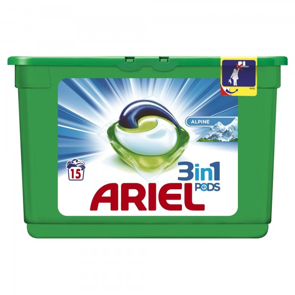 ARIEL CAPSULE ALPIN 39X29 9ML