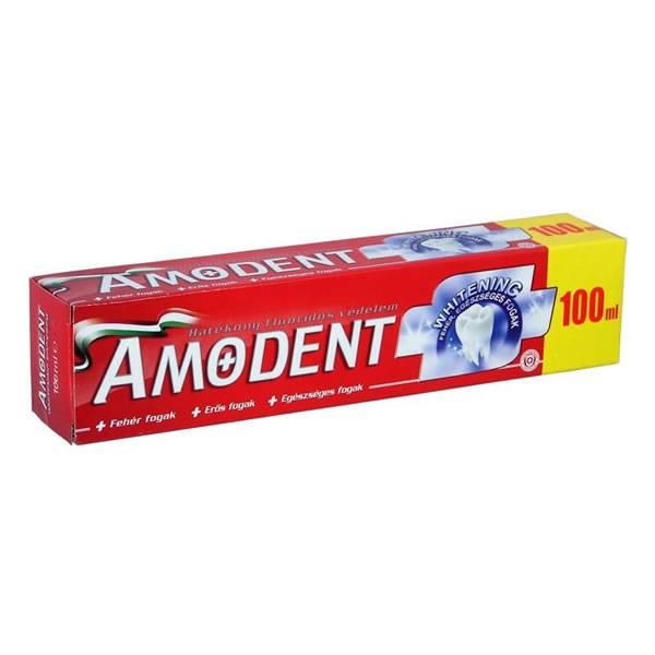 AMODENT PASTA DINTI WHITENING 100 ML