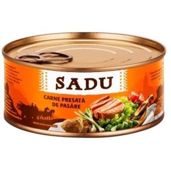 (3)SADU PRESSURE POULTRY MEAT 300 GR