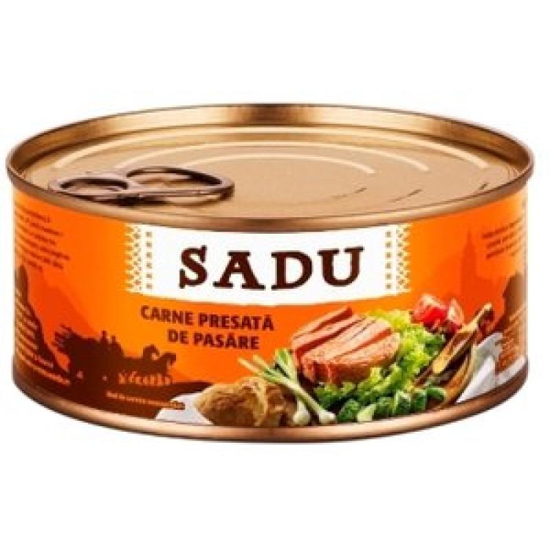 SADU PRESSURE POULTRY MEAT 300 GR