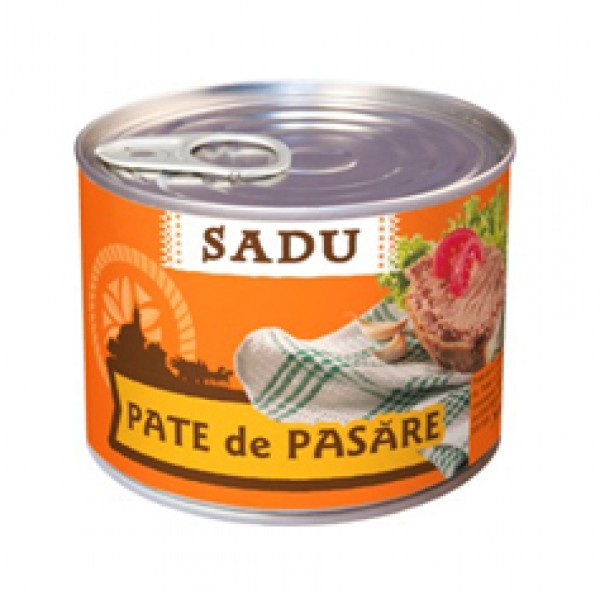 SADU CHICKEN PATE 200gr
