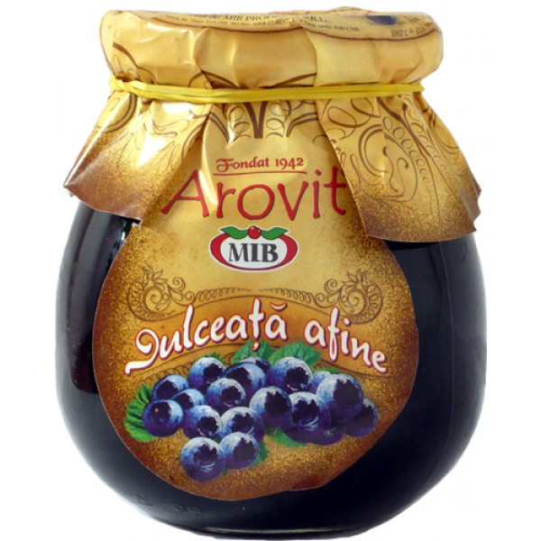 (2)AROVIT JAM CRANBERRIES 340 GR