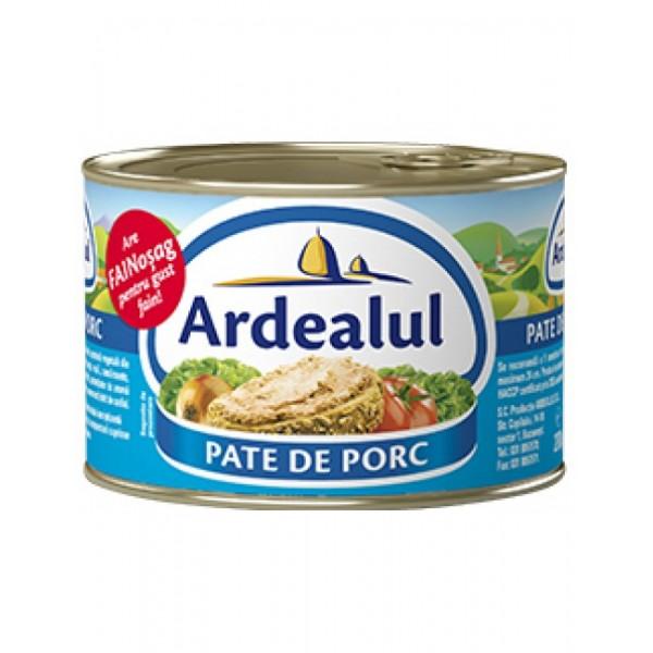 (3)ARDEALUL PORK PATE 200GR 6/BAX