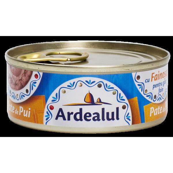 ARDEALUL CHICKEN PATE 100GR 6/BAX