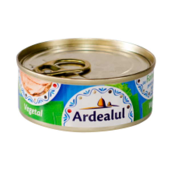 ARDEALUL VEGETABLE PATE 100 GR 6/BAX