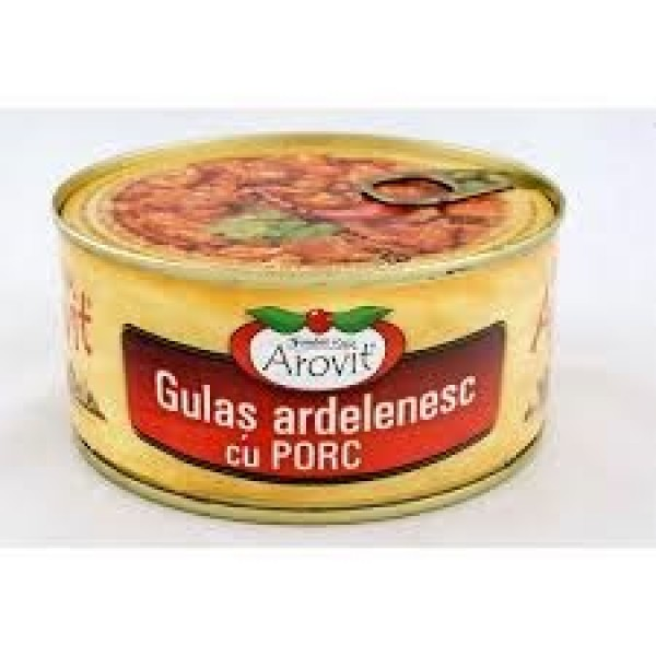 AROVIT GULASH PORK 300GR