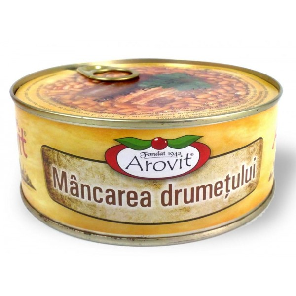 (3)AROVIT TRAVELER'S FOOD 300GR