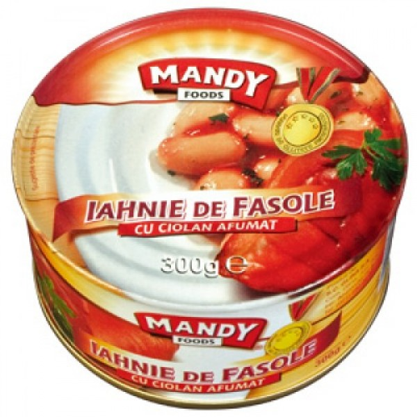 (3)MANDY BAKED BEANS 300 GR 6/SET