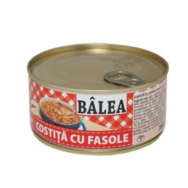 BALEA RIBS WITH BEANS 300 GR