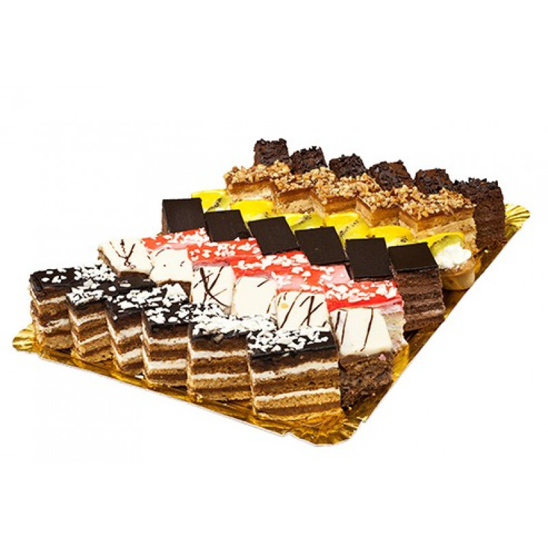BUNEXIM ASSORTED CAKE 350 GR