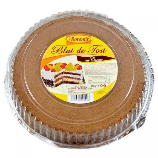 (1)BOR CAKE DOUGH CACAO  6/BAX