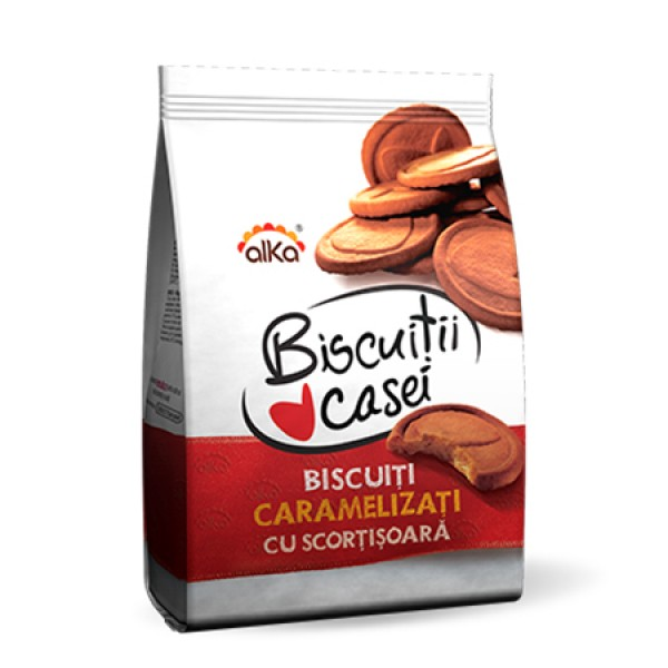 ALKA BISCUIT CARAMELIZED 200 GR 10/BAX