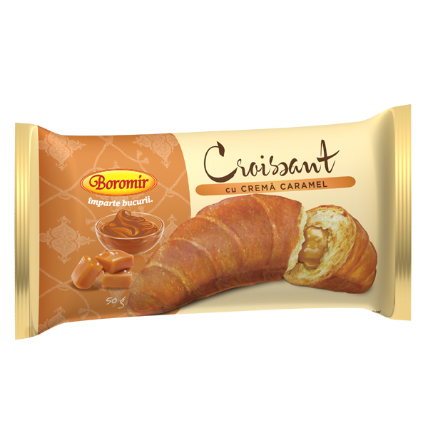 BOR CROISSANT WITH TOFFEE 50 GR