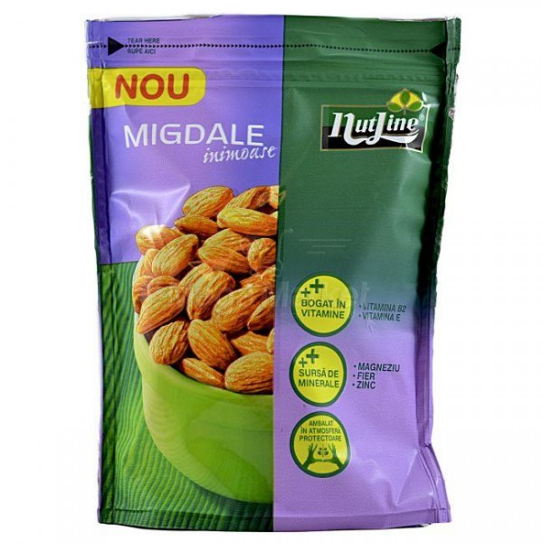 (4)NUTLINE ALMONDS 150 GR