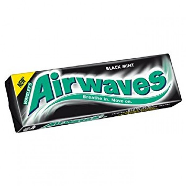 AIRWAVES BLACK MINT 14 GR