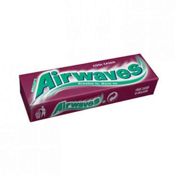 AIRWAVES BLACK CURRANT 14 GR