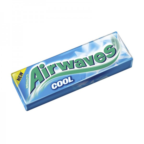 AIRWAVES COOL ICE MINT PASTILE