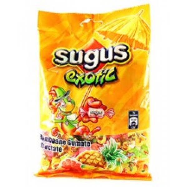CANDY SUGUS EXOTIC 80 GR 30/BAX