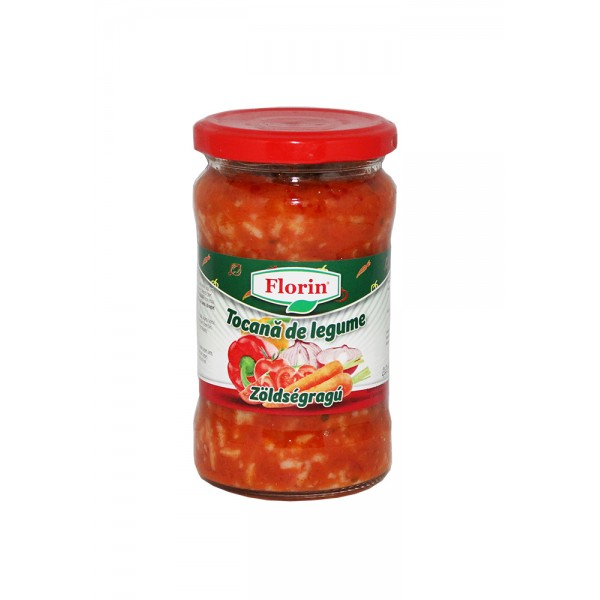 (2)FLORIN VEGETABLE STEW 314G  8/SET